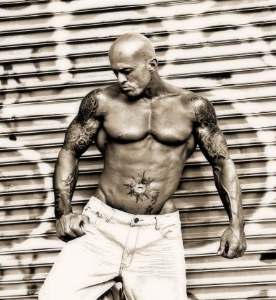 Tattooed Romance & Fashion Model John Quinlan.jpeg