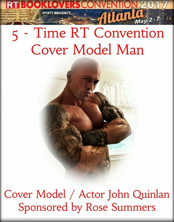 2017 RT Convention Atlanta Featured Cover Model John Joseph Quinlan by Rose Summers 7