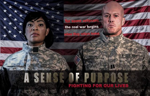 A Sense of Purpose Fighting For Our Lives - Tamara Woods & John Quinlan by Jillian Bullock 2