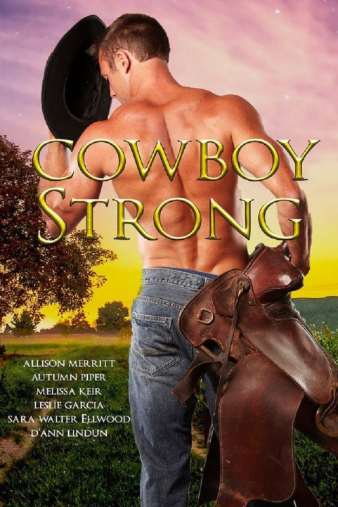 Cowboy Strong Front Cover