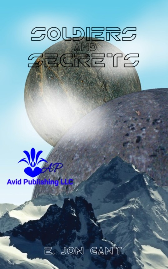 Soldiers and Secrets E-book Cover
